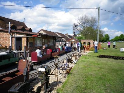 LNGR Railway Station