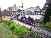 Lavendon Narrow Gauge Railway Station