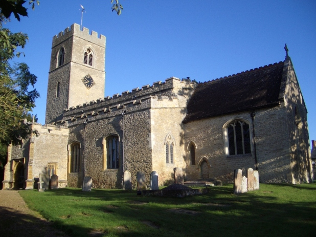 St Michael's Church, Lavendon