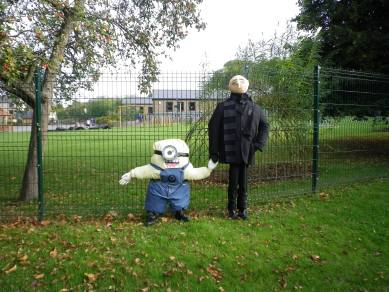 'Despicable Me' by Lavendon School - 2014 Children's 1st Prize Winner