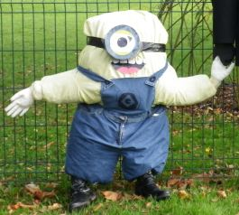 Close-up of Despicable Me by Lavendon School