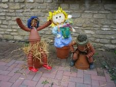 Bill and Ben, Flower Pot Men by Kath Collins