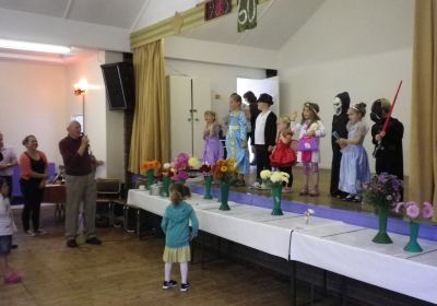 Children's Concert, Lavendon Show 2014