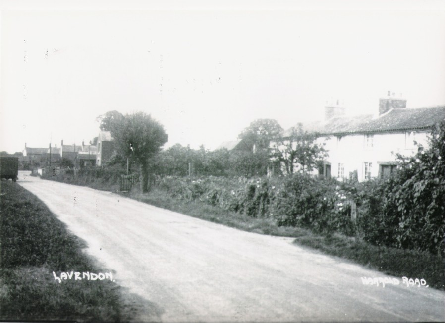 Harrold Road, Lavendon