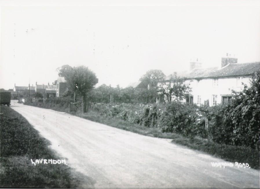 Harrold Road, Lavendon