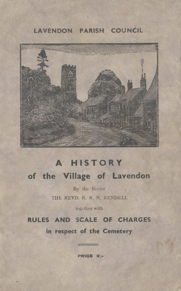 Rendell Cover