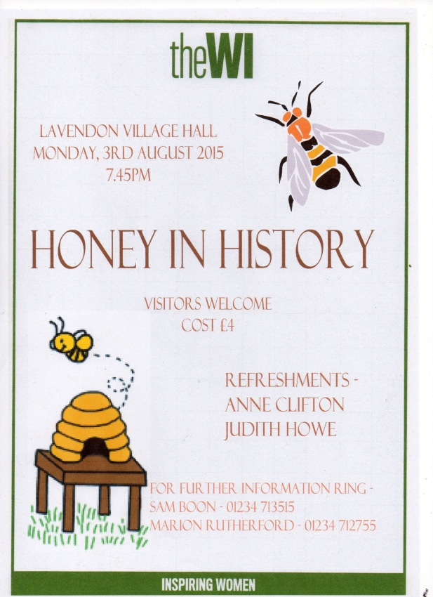 WI - Honey in History