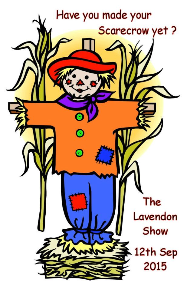 The 2015 Scarecrow Competition
