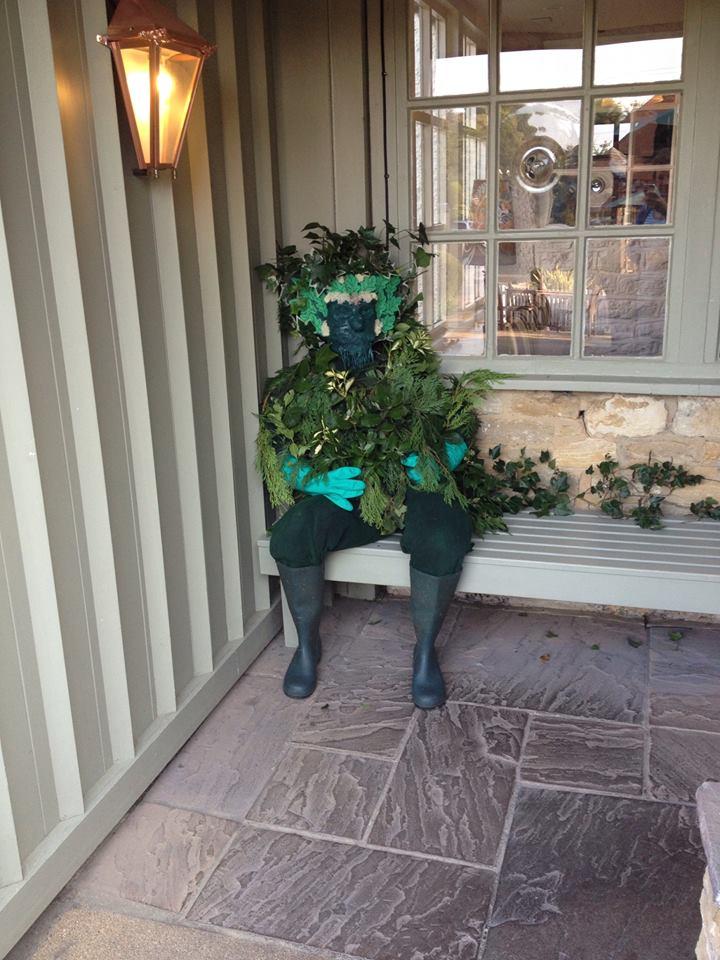 Scarecrow - The Green Man