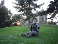 Scarecrow - Churchyard
