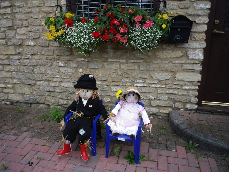 Scarecrow - Harrold Road