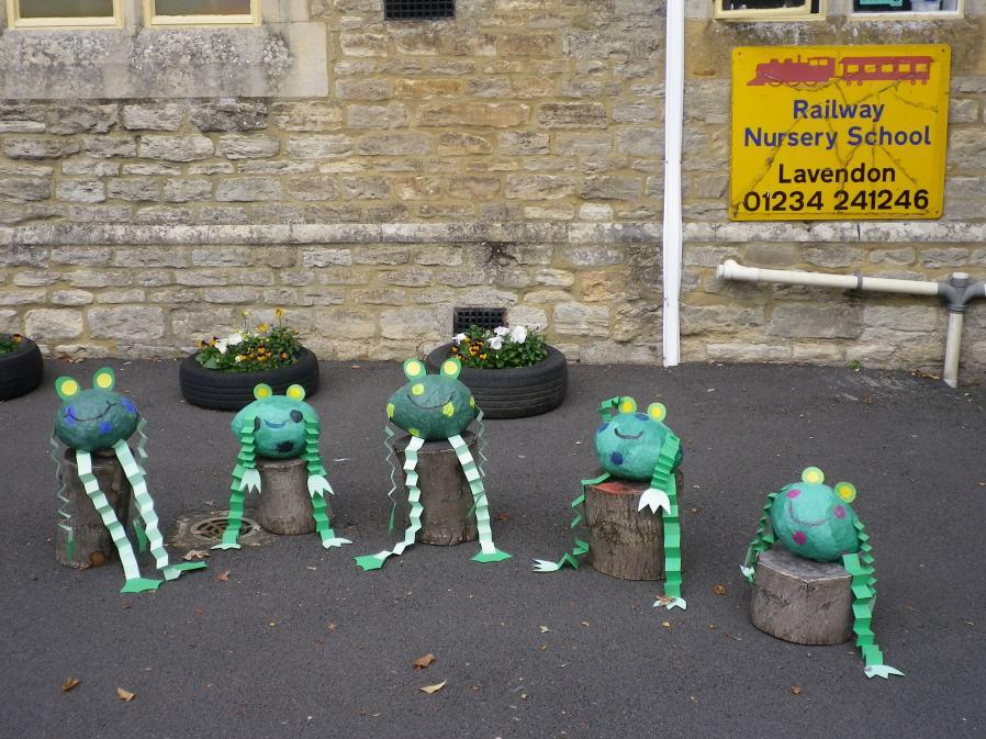 Scarecrow - Railway Nursery