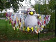 Scarecrow - Lavendon School