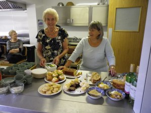 2015 Lavendon Show Catering Gang