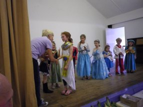 2015 Lavendon Show Fancy Dress Competition