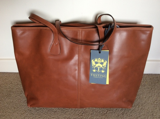 Tusting Tote Bag for 2015 Show
