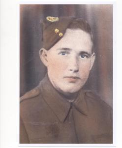 Private Cecil Wilfred Panter, died 12th Nov 1944
