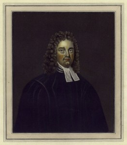 Dr Richard Newton, Founder of Hertford College, Oxford, and Former Resident of Lavendon Grange