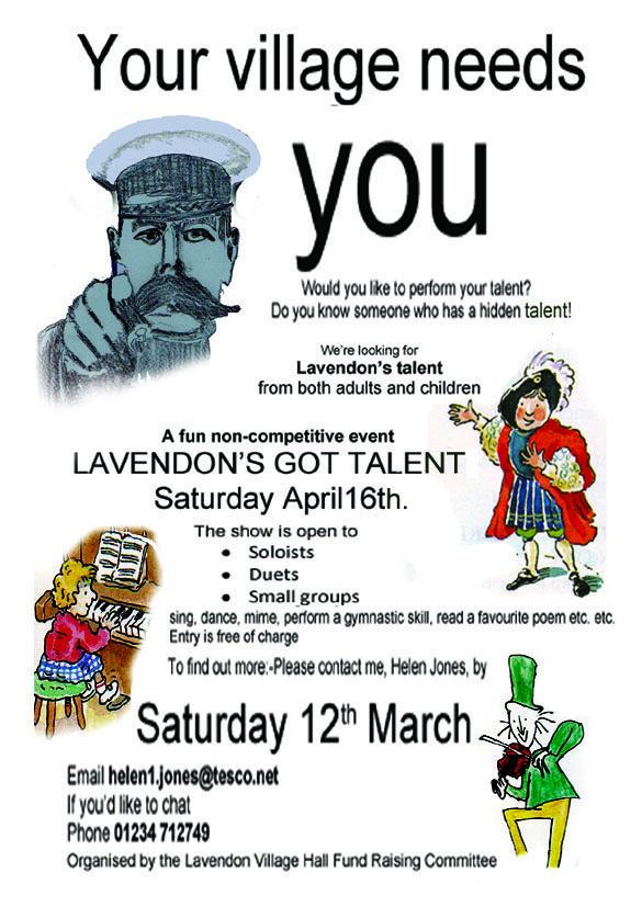 Lavendon's Got Talent