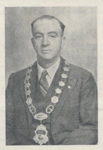 Mr Jess Green pictured in 1948