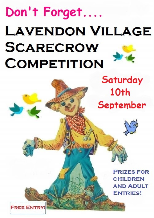 2016 Scarecrow Competition