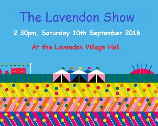 2016 The Lavendon Show