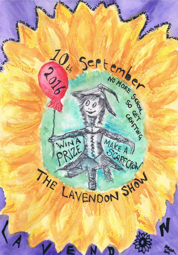 Lavendon Scarecrow Competition - 10th September 2016