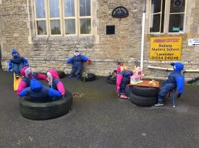Scarecrow - Railway Nursery 1